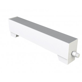 Напольный конвектор Minib без вентилятора из нержавейки COIL-SPB