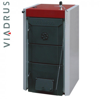 Твердотопливный котел Viadrus U 22 C5 - 29,1 кВт