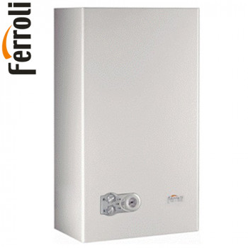 Настенный газовый котел Ferroli Divaproject C24 кВт (ATMO)