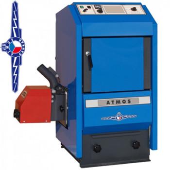 Котел пеллетный ATMOS D25P - 24 кВт (без горелки)