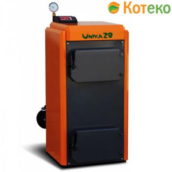 Пиролизный котел КОТэко Unika 65 кВт