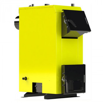 Котел твердотопливный Kronas EKO 16 кВт (электроника + вентилятор)