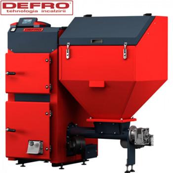 Твердотопливный котел DEFRO AGRO 25 кВт (с автоподачей топлива)