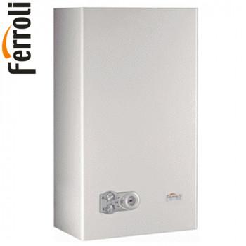 Настенный газовый котел Ferroli Divaproject F24