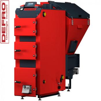 Твердотопливный котел DEFRO AKM 22 кВт (с автоподачей топлива)