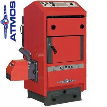 Котел пеллетный ATMOS D50P - 45 кВт (без горелки)