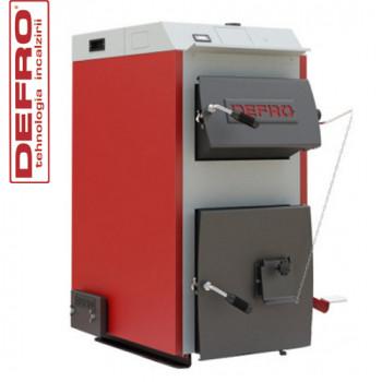 Котел твердотопливный DEFRO Delta 35 кВт