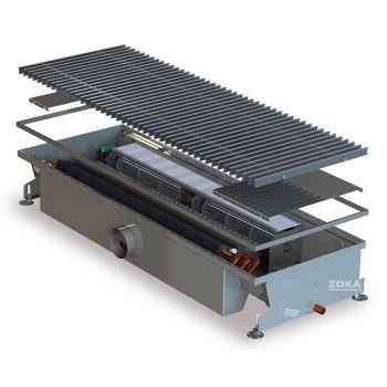 Конвекторы Minib с притоком свежего воздуха Coil HCM AIR, HCM 4pipe AIR