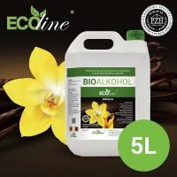 Топливо к биокамину ECOline 5 Л. С АРОМАТОМ ВАНИЛИ