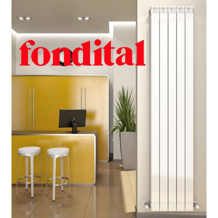 Алюминиевый радиатор Fondital Garda Dual Aleternum