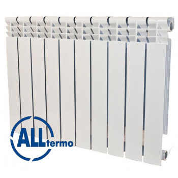 Биметаллический радиатор Alltermo Super Bimetal