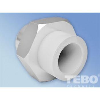 Tebo 015020802 муфта разъемная с внутренней резьбой