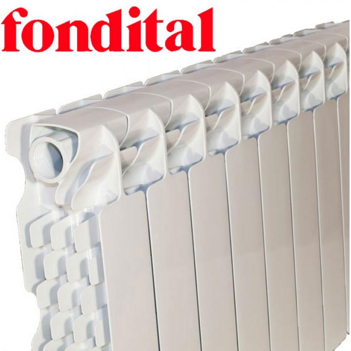 Алюминиевый радиатор Fondital Calidor Super ALETERNUM