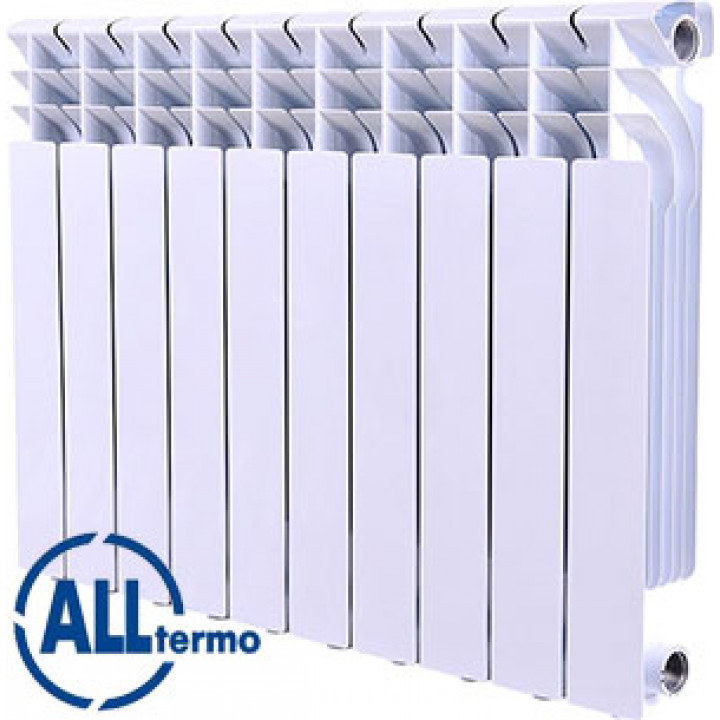 Биметаллический радиатор Alltermo Termo Color