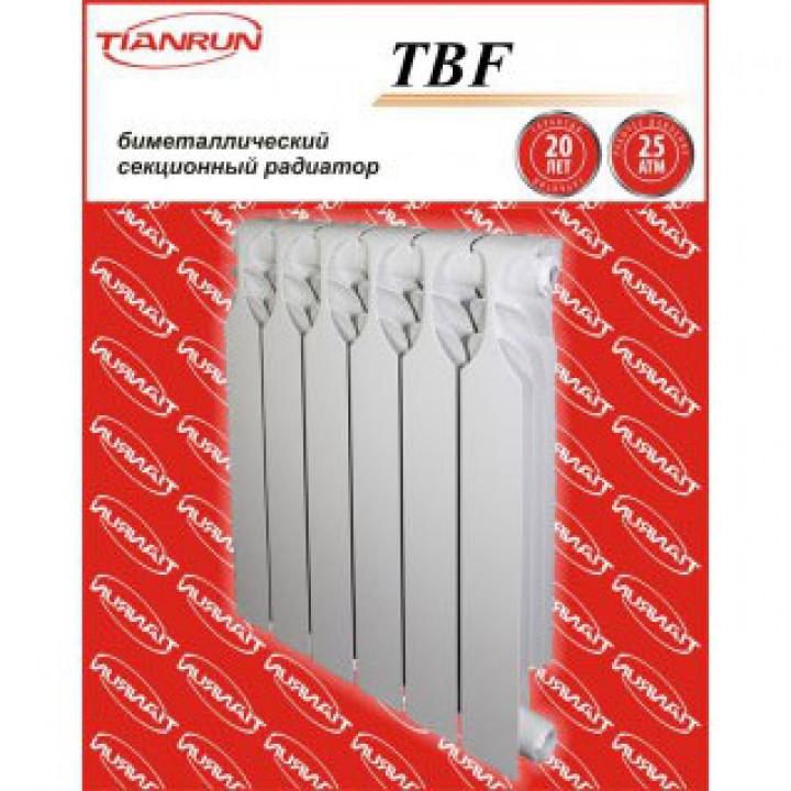 Биметаллический радиатор Tianrun TBF BM
