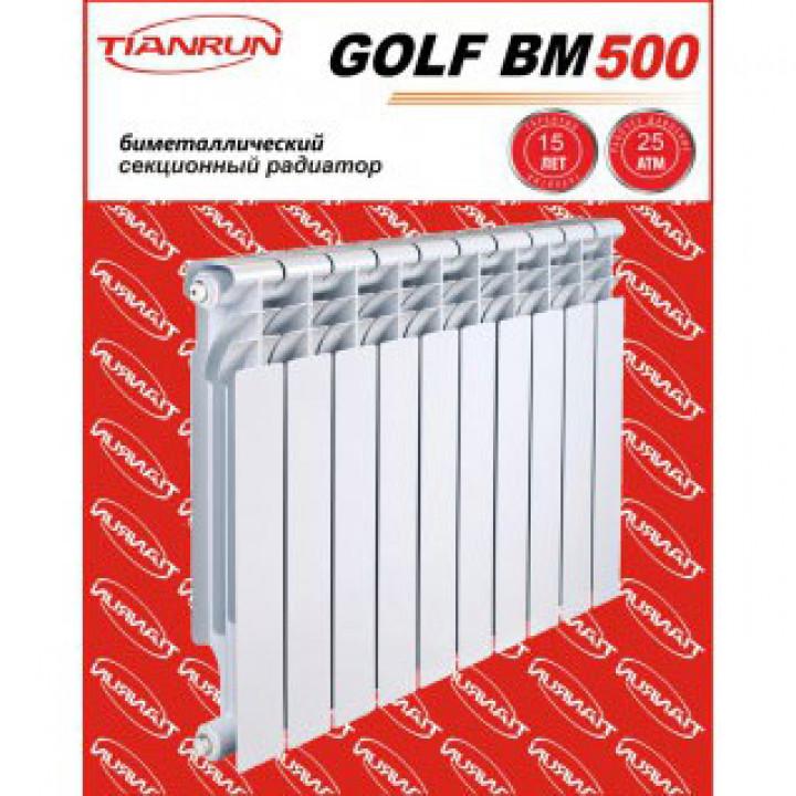 Биметаллический радиатор Tianrun Golf BM