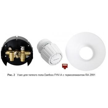 Клапан регулирующий обратного потока Danfoss FHV-A 003L1001