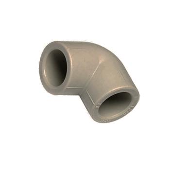 Полипропиленовый фитинг 1SPK2108 угольник 90°
