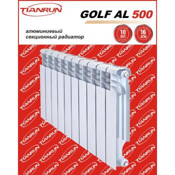 Алюминиевый радиатор Tianrun Golf