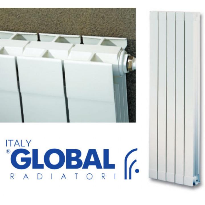 Алюминиевый радиатор Global Oskar