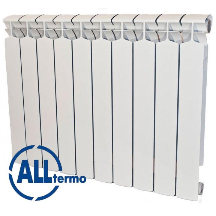 Биметаллический радиатор Alltermo Uno Bimetal