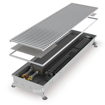 Конвекторы Minib с вентилятором COIL-T, KT, MT