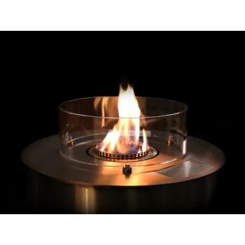 Биокамин GlammFire Crea7ion EVO Plus Fire Round