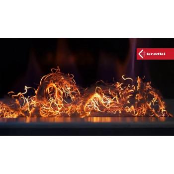 Жаростойкое волокно Kratki Glow Flame