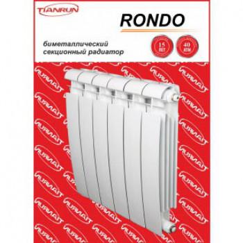 Биметаллический радиатор Tianrun Rondo