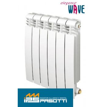 Алюминиевые радиаторы Elegance Wave