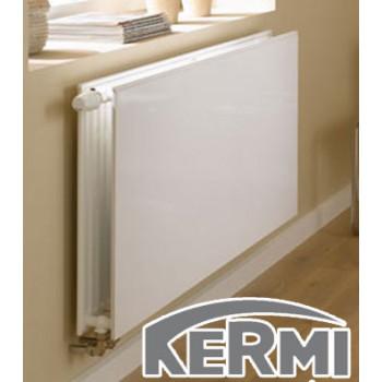 Kermi Hygiene Plan PTV Гладкий гигиенический радиатор (нижнее подключение)