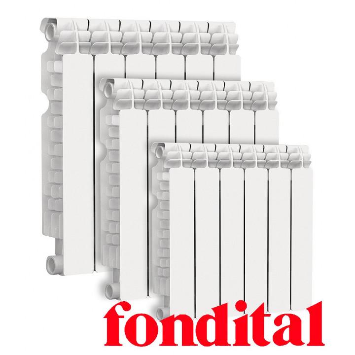 Алюминиевый радиатор Fondital Solar Super