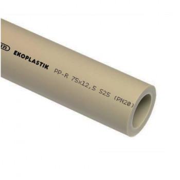 Полипропиленовая труба Ekoplastik без армирования PN20