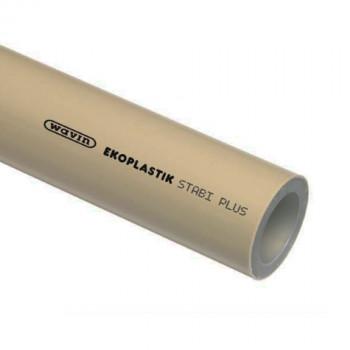 Полипропиленовая труба Ekoplastik Stabi Plus