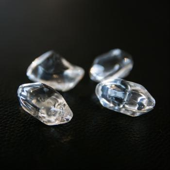 Прозрачные декоративные камни Kratki к биокаминам