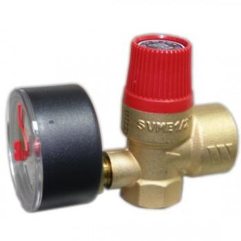 Предохранительный клапан AS GRUPPE ETS-213