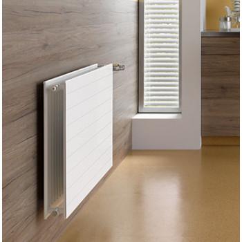 Kermi Hygiene Line PLV Линейный гигиенический радиатор (нижнее подключение)